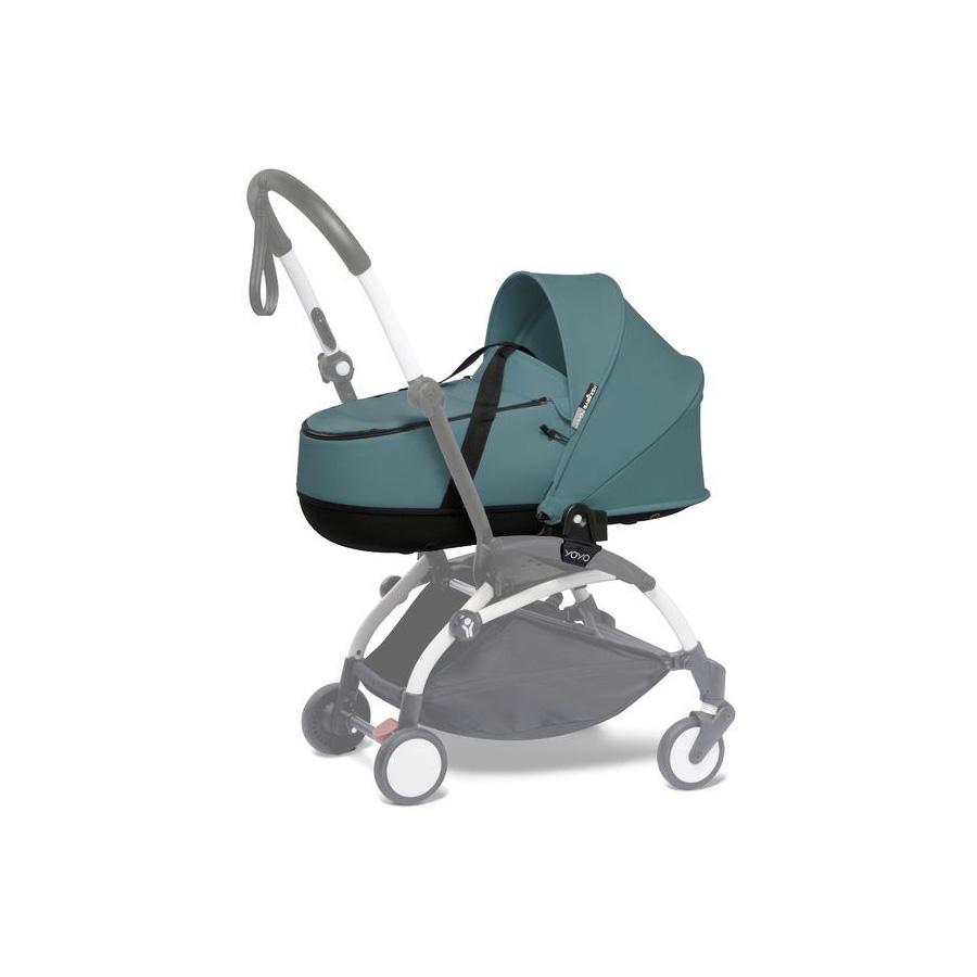Yoyo 0+ bassinet – aqua/ nacelle