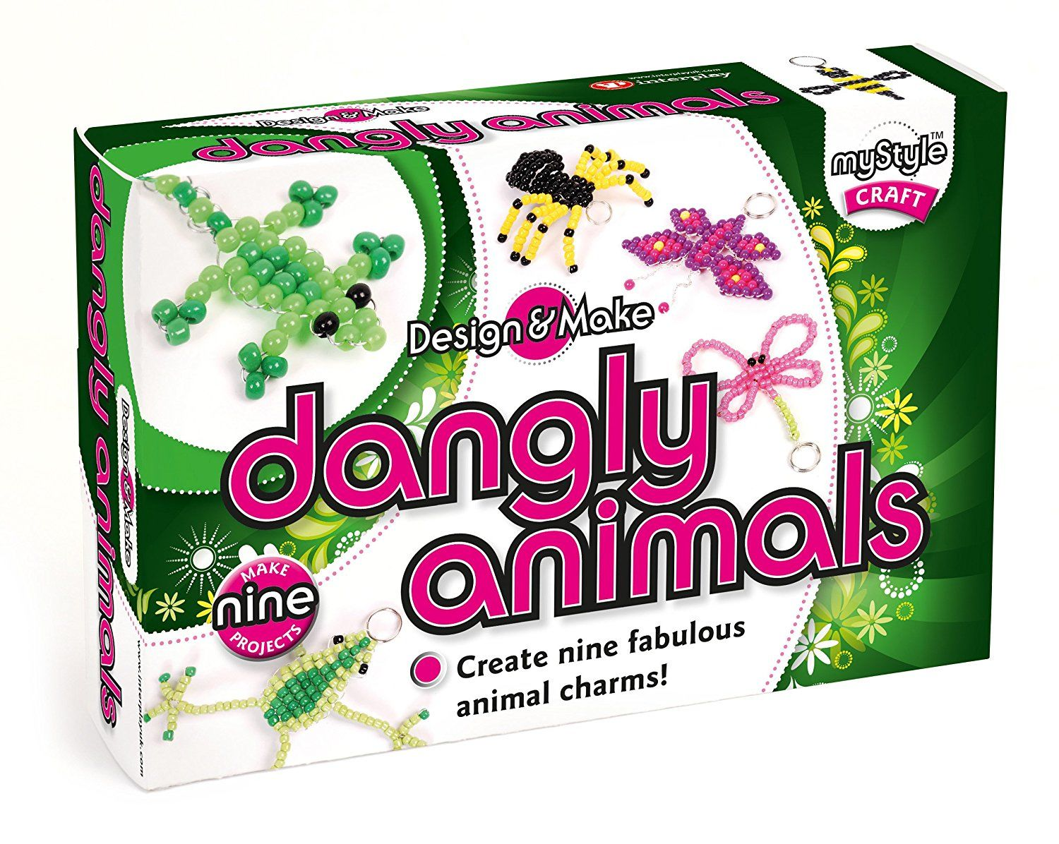 mystyle dangly animals giveaway