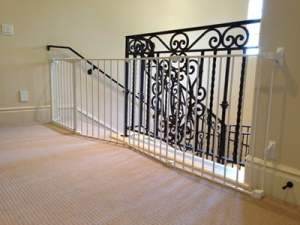 best top of stairs baby gate