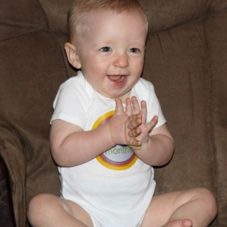 Letters to Jackson: 9, 10 & 11 months (a little behind)