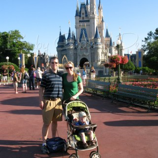 Tips for doing Disney with a Toddler