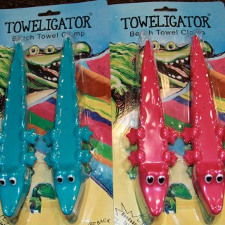 Summer days & the Toweligator