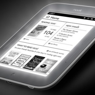 Be the First to Get the NEW Nook Simple Touch with GlowLight!
