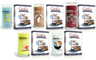Cook'n & Diamond Candle Giveaway!