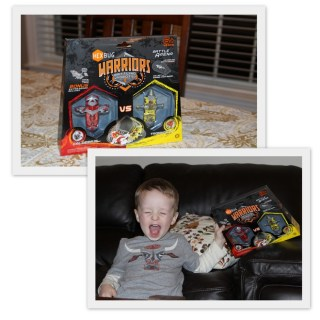 Hexbug Warriors: Battling Robots {Review}