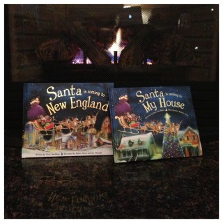 Santa is Coming to My House   {review & giveaway}