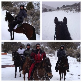 Horseback Riding in Utah