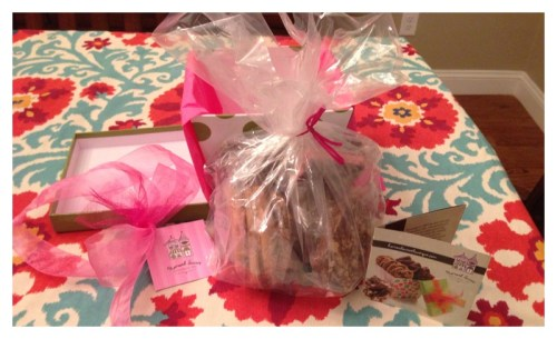 Skip the flowers! Send a unique dessert gift package from HarvardSweetBoutique.com.