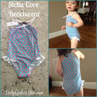 Time for the Beach with Stella Cove Beachwear