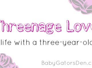 Threenage Love #threenager