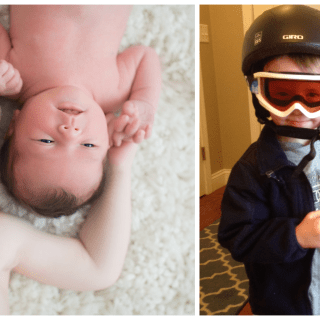 The Differences Between my First and Second Child