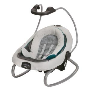 Graco DuetSoothe Swing & rocker review