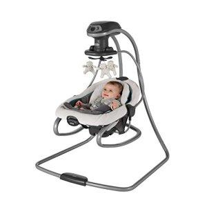 best baby swing for older babies