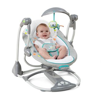 best baby swing for small spaces