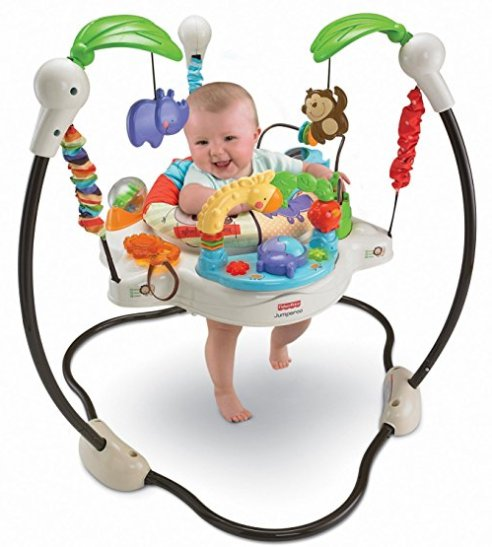 e0360b828 Fisher-Price Luv U Jumperoo Review