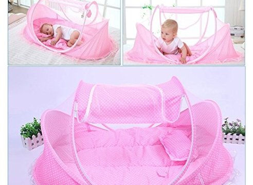 09eeb2a2cdc9d Best Infant Travel Bed Reviews 2018