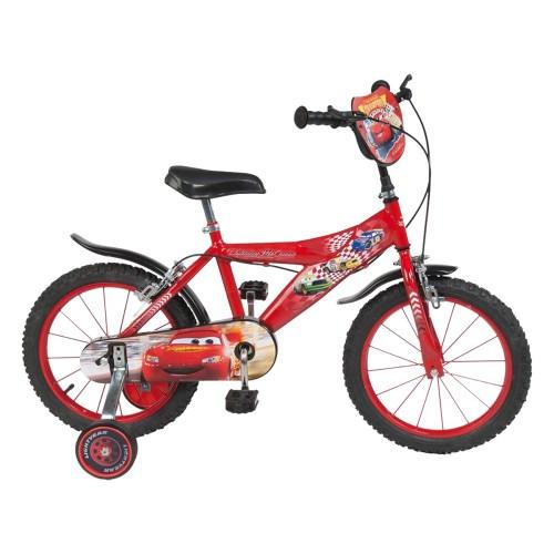 bicicleta-cars-30-cm-rosu