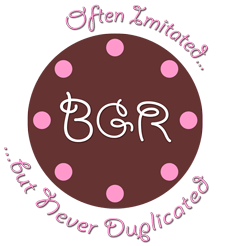 BGR: Often Imitated but Never Duplicated