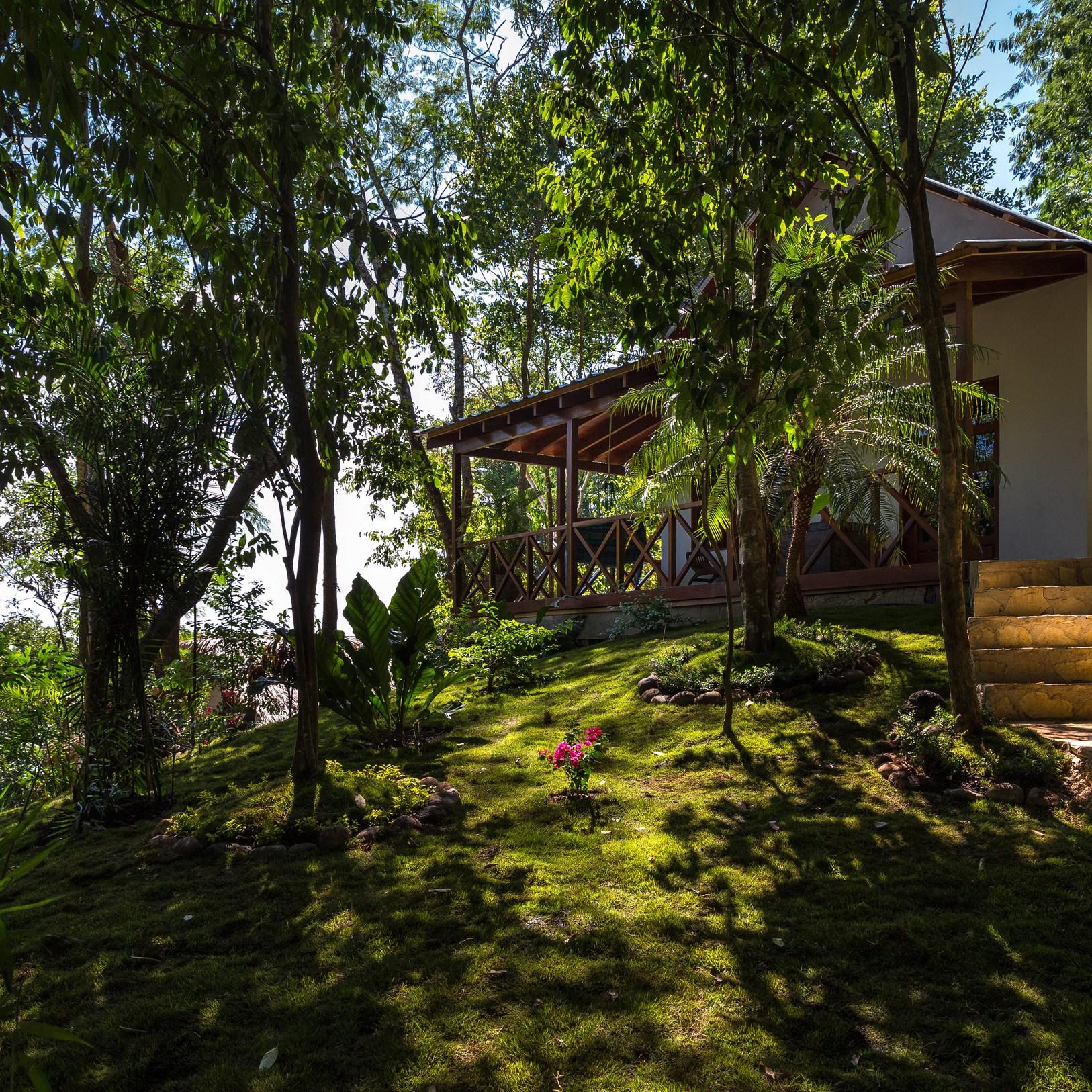 Rainforest Junior Suite exterior La Lancha