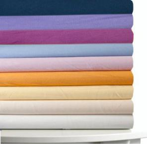 Magnolia Organics Fitted Crib Sheet