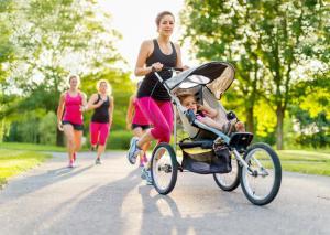 Lightweight Jogging Strollers