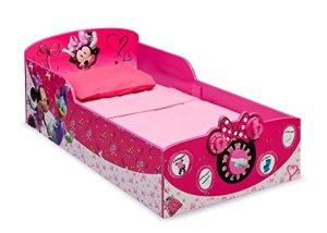 Delta Children Interactive Wood Toddler Bed