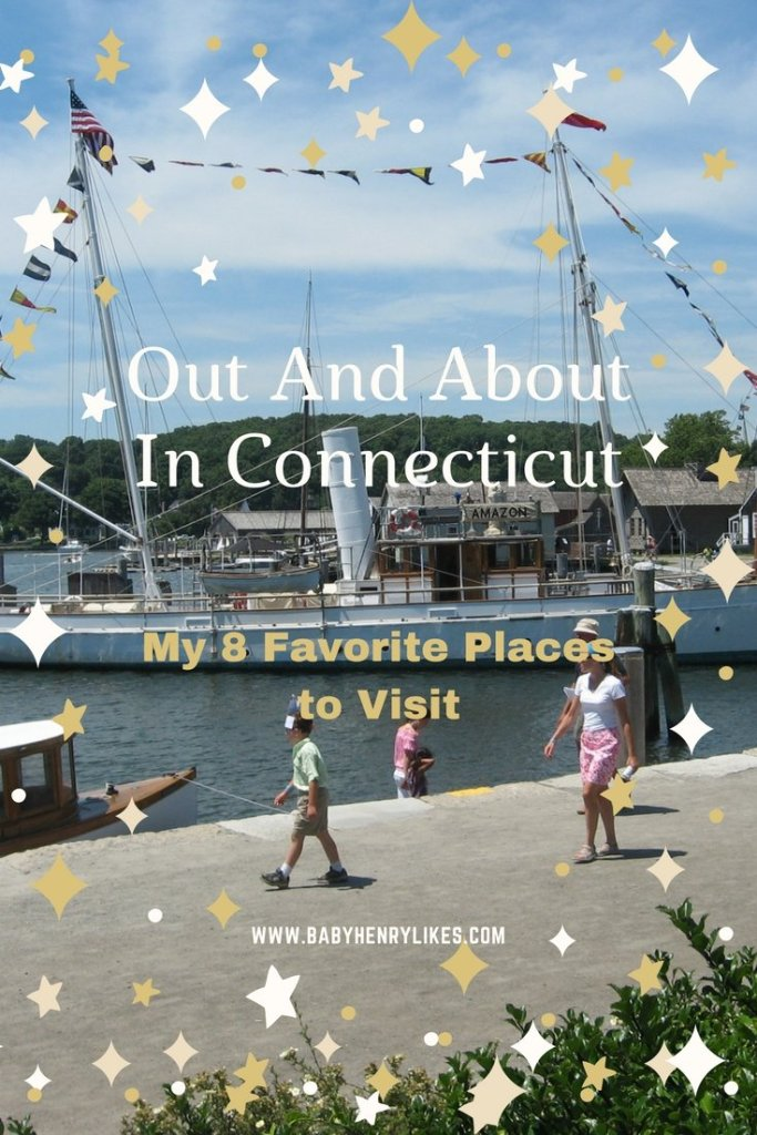Out and About in Connecticut - 8 of my favorite places by Baby Henry Likes