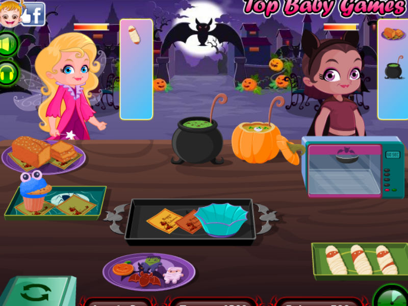 Barbie Restaurant Games Kids