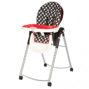 Disney Adjustable High Chair