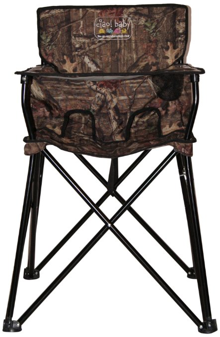 Mossy Oak Infinity Portable High Chair