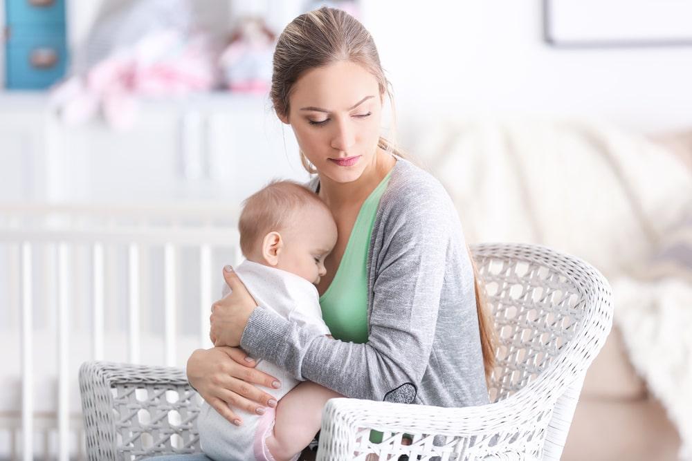Baby blues e depressão pós-parto