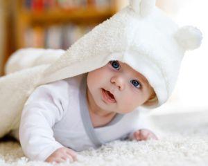 Bebê de bruço
