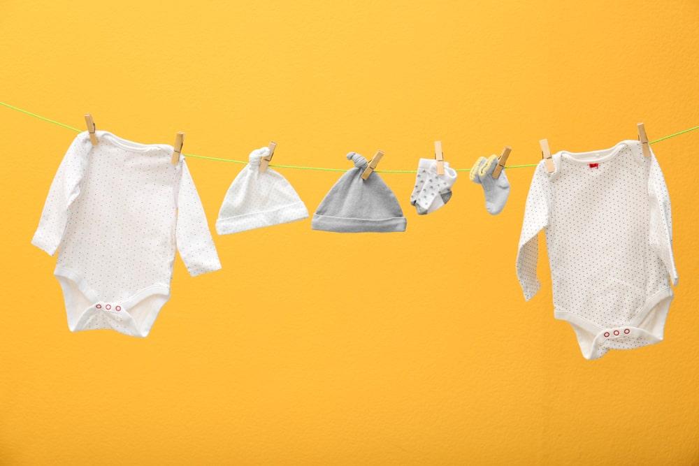 Roupas de bebê confortável