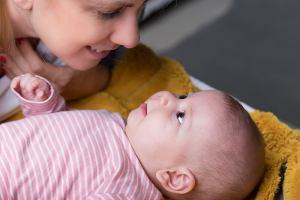 Desenvolvimento da linguagem do bebê