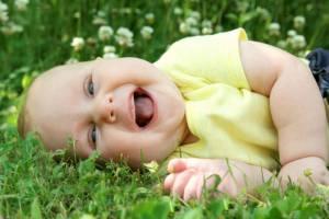Risada do bebê