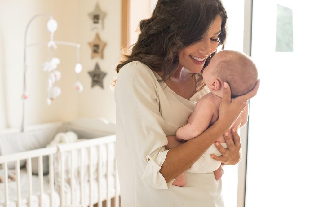 Melhorar o vínculo com o bebê