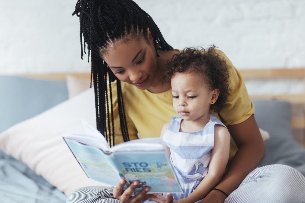 Importância de ler para o bebê