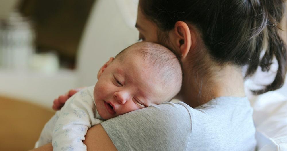 Serviço de delivery para grávidas e mães