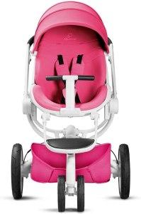 Carrinho de Bebê Moodd Quinny, Pink Passion