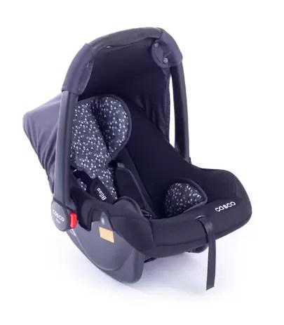 Bebê Conforto Bliss Cosco Preto