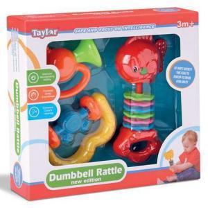 Brinquedos que ajudam no desenvolvimento: chocalho
