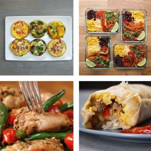 120 Best and Healthy Meal Prep Recipes 18