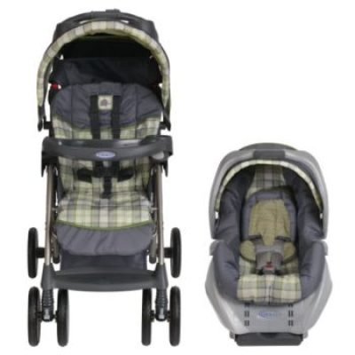 51lgw0nQSTL Graco Alano Travel System, Stroller & Car Seat Combo Review