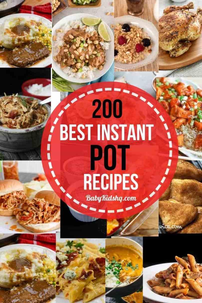 200 Best Instant Pot Recipes 36