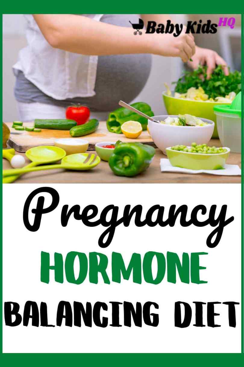 Almost everybody has heard about the Pregnancy Hormone Balancing Diet, yet not everybody is sure of how it works or what really it is. Once combined with a low-calorie diet, the pregnancy hormone diet provides amazing results. #pregnancy #weightloss #newmoms