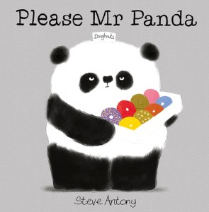 please mr panda book cover british