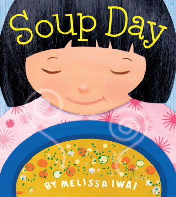 soup day book cover