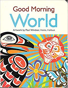 Cover of Good Morning World by Paul Windsor