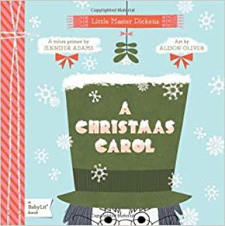 Cover of A Christmas Carol by Jennifer Adams