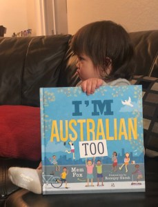I'm Australian Too by Mem Fox